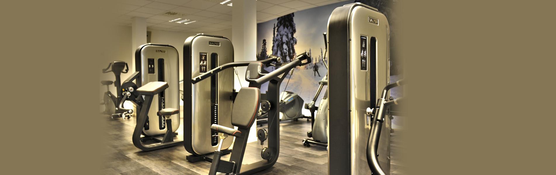 Salter Fitness Equipment (Spain)